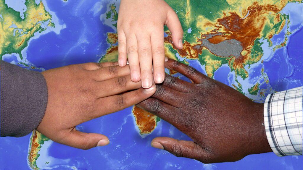 Diaspora crowdfunding for small businesses.