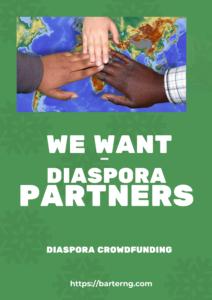 Diaspora crowdfunding