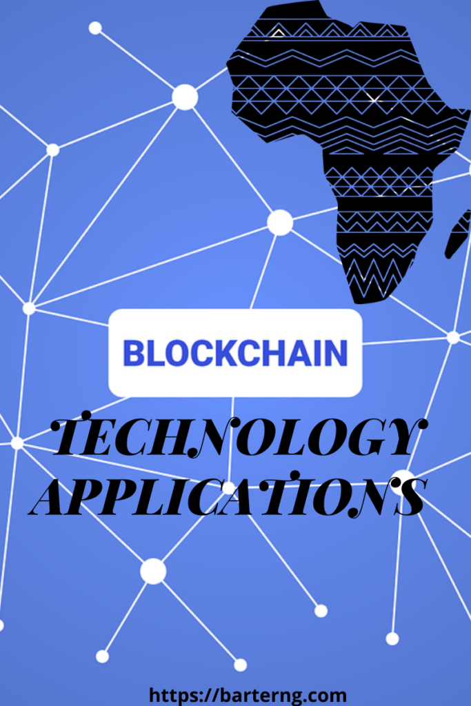 blockchain technology applications in Africa.