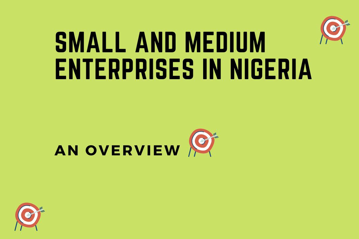 small medium enterprises nigeria