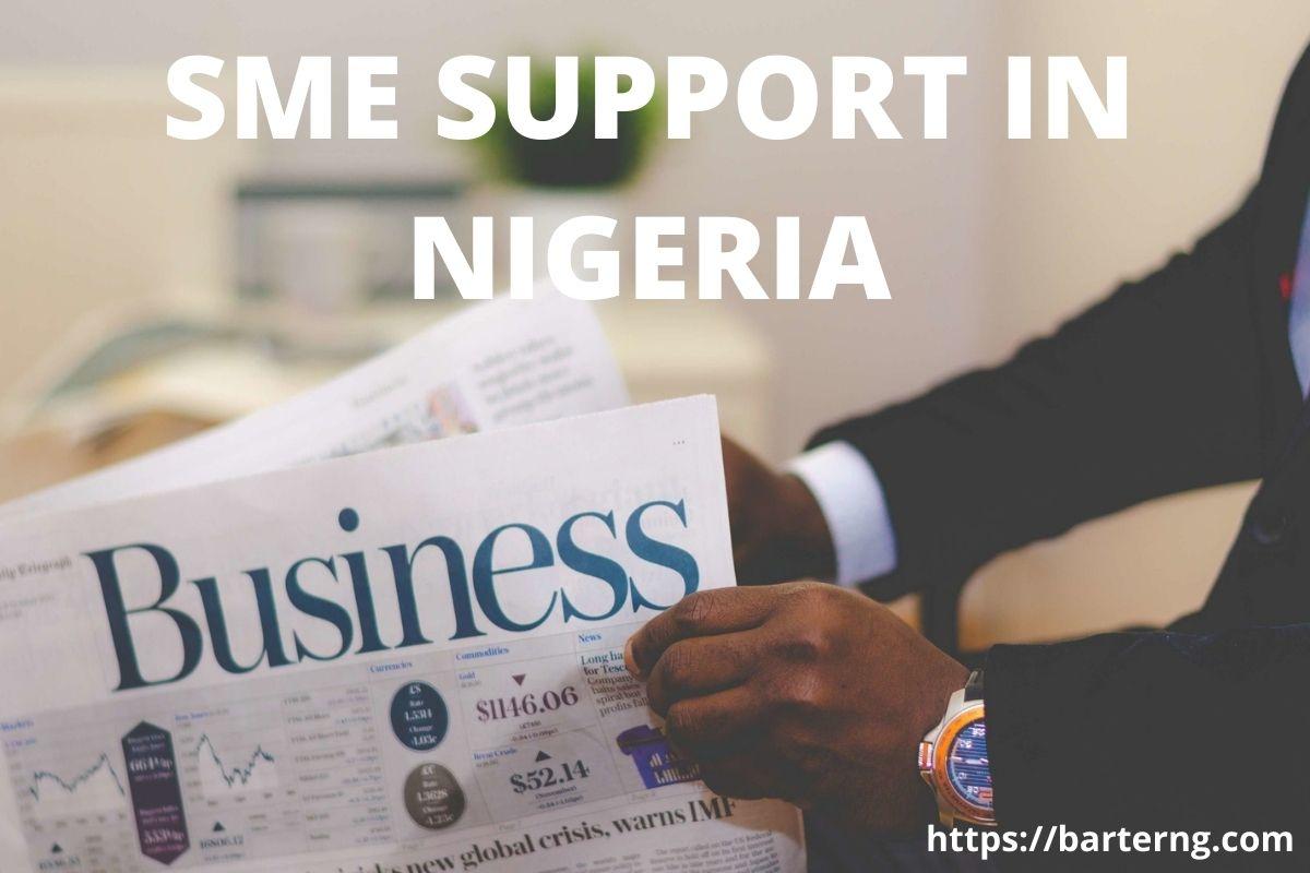 SME support in Nigeria