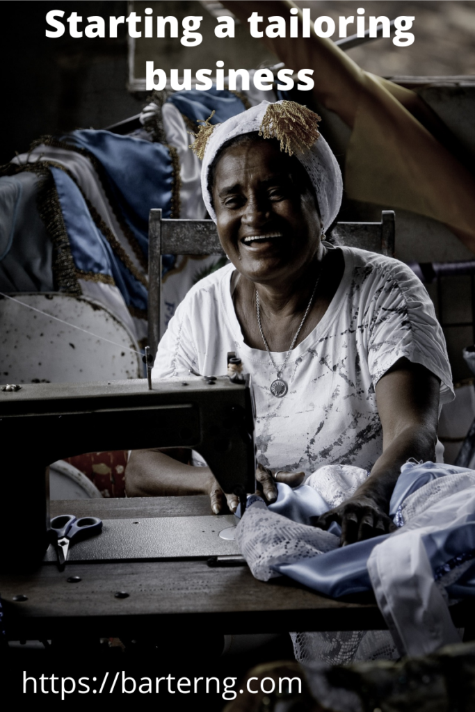 starting a tailoring business in nigeria